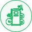 Flexonyomógépek, tekercsvágók, laminálók gyártása | Конструкция