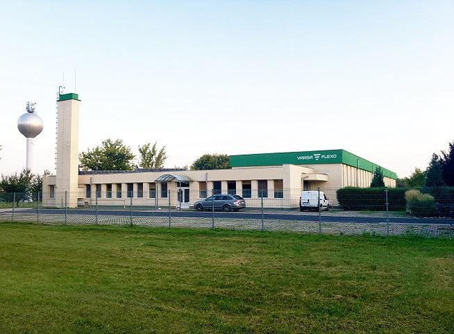 Production plant