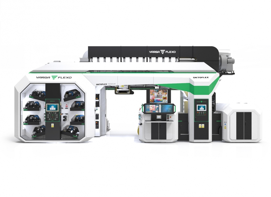 Flexonyomógépek, tekercsvágók, laminálók gyártása   Vorteile