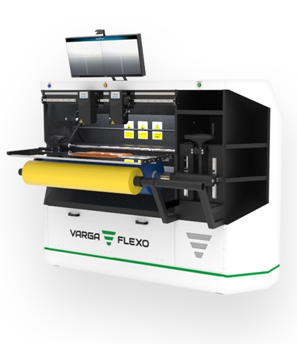 Montaj|For flexographic printing press|montaj