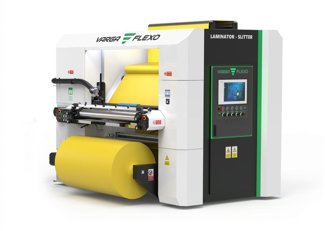 Flexonyomógépek, tekercsvágók, laminálók gyártása   Ламинирование