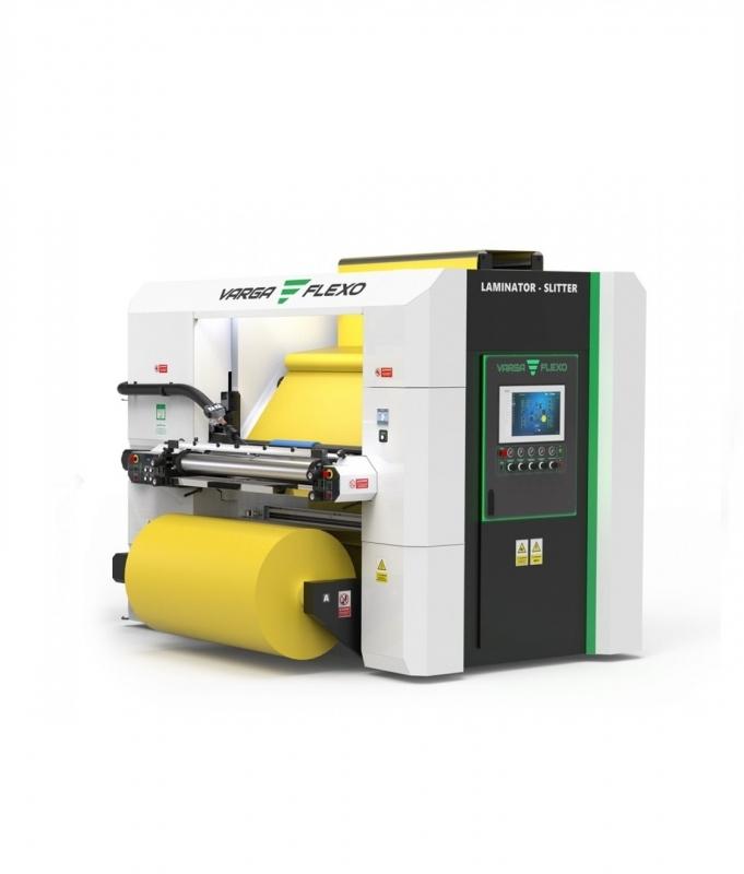 Flexonyomógépek, tekercsvágók, laminálók gyártása   Laminacja