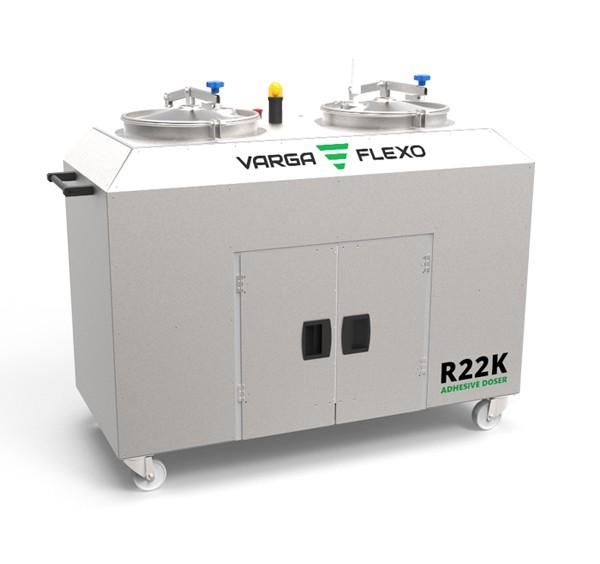 Flexonyomógépek, tekercsvágók, laminálók gyártása | Zařízení na dávkování lepidla
